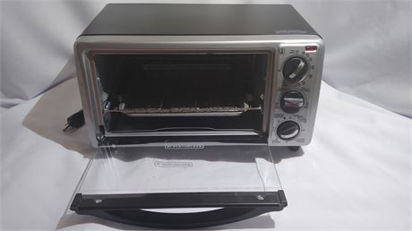 Black + Decker Toaster
